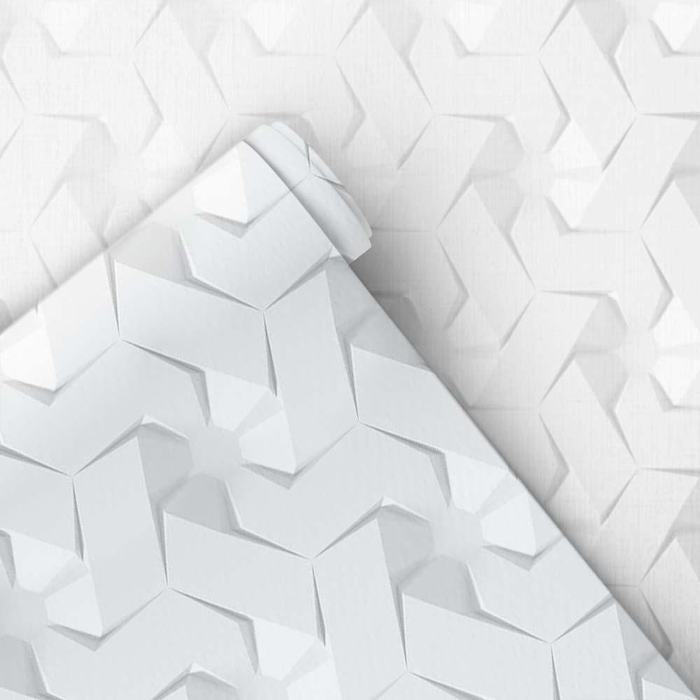 Papel de Parede 3D - Geométrico 3D 18