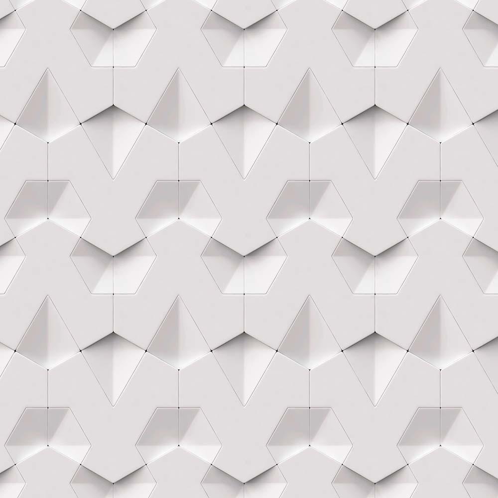 Papel de Parede 3D - Geométrico 3D 19