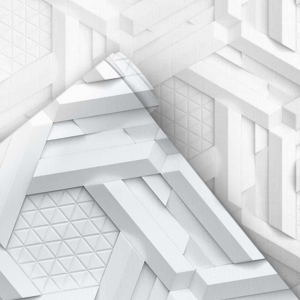 Papel de Parede Geométrico 3D 21