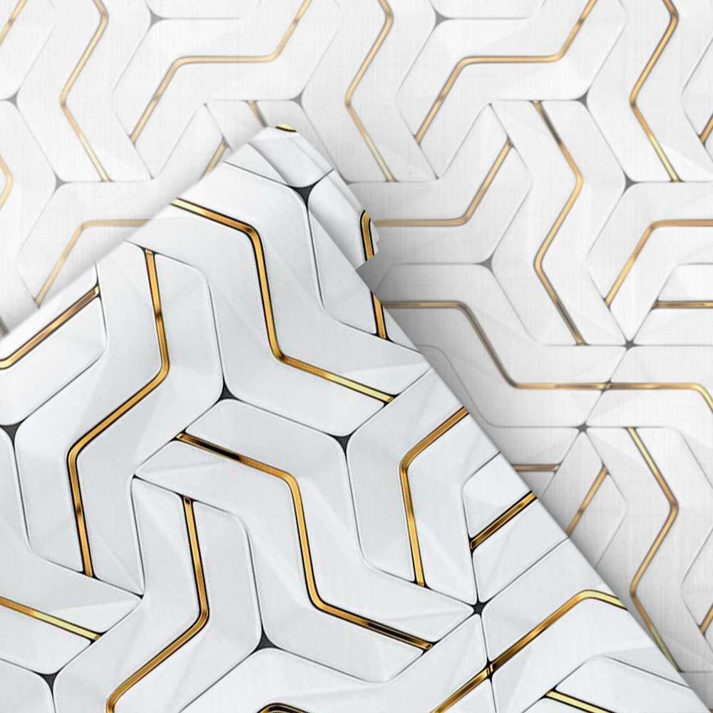 Papel de Parede 3D - Geométrico 3D 24