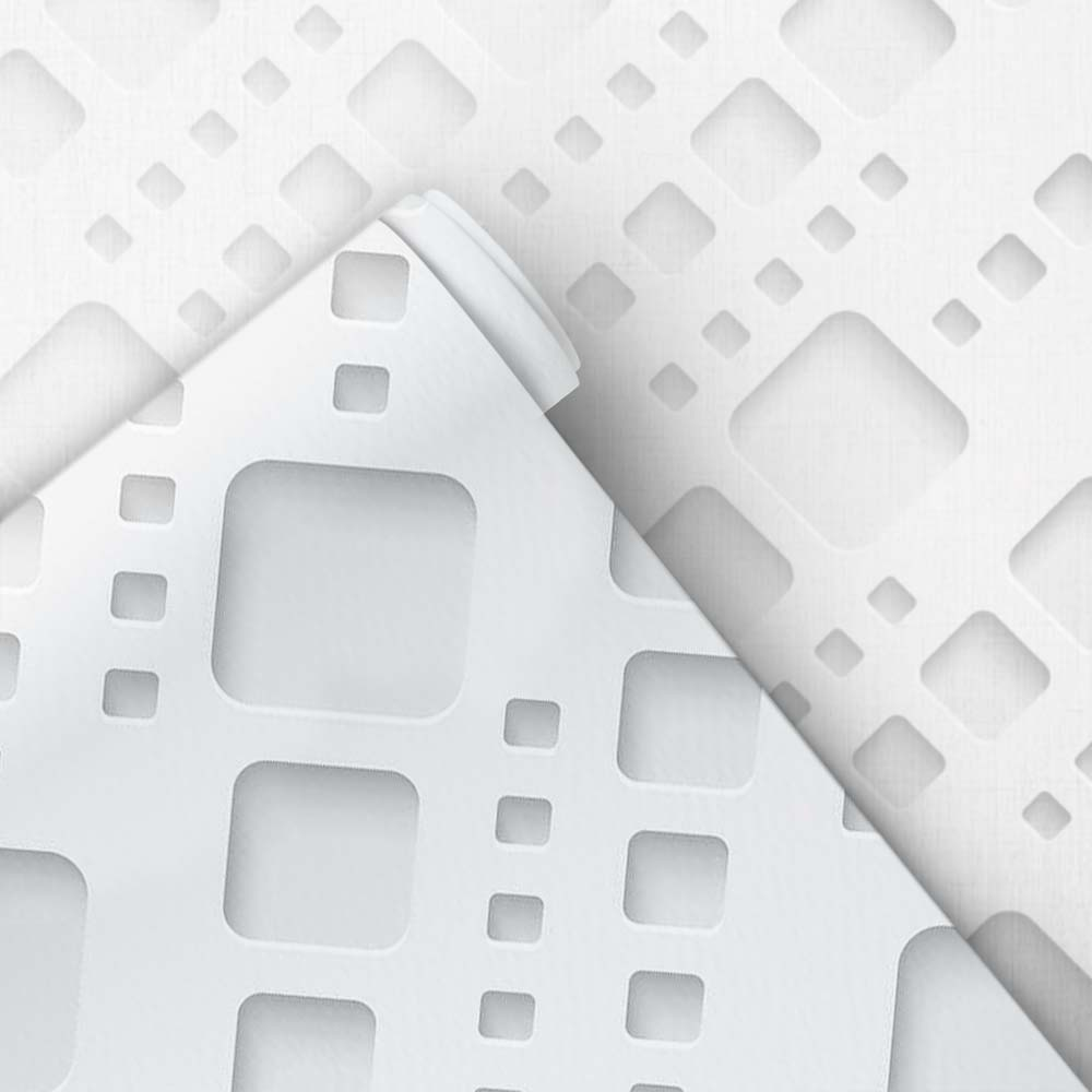 Papel de Parede 3D - Geométrico 3D 28