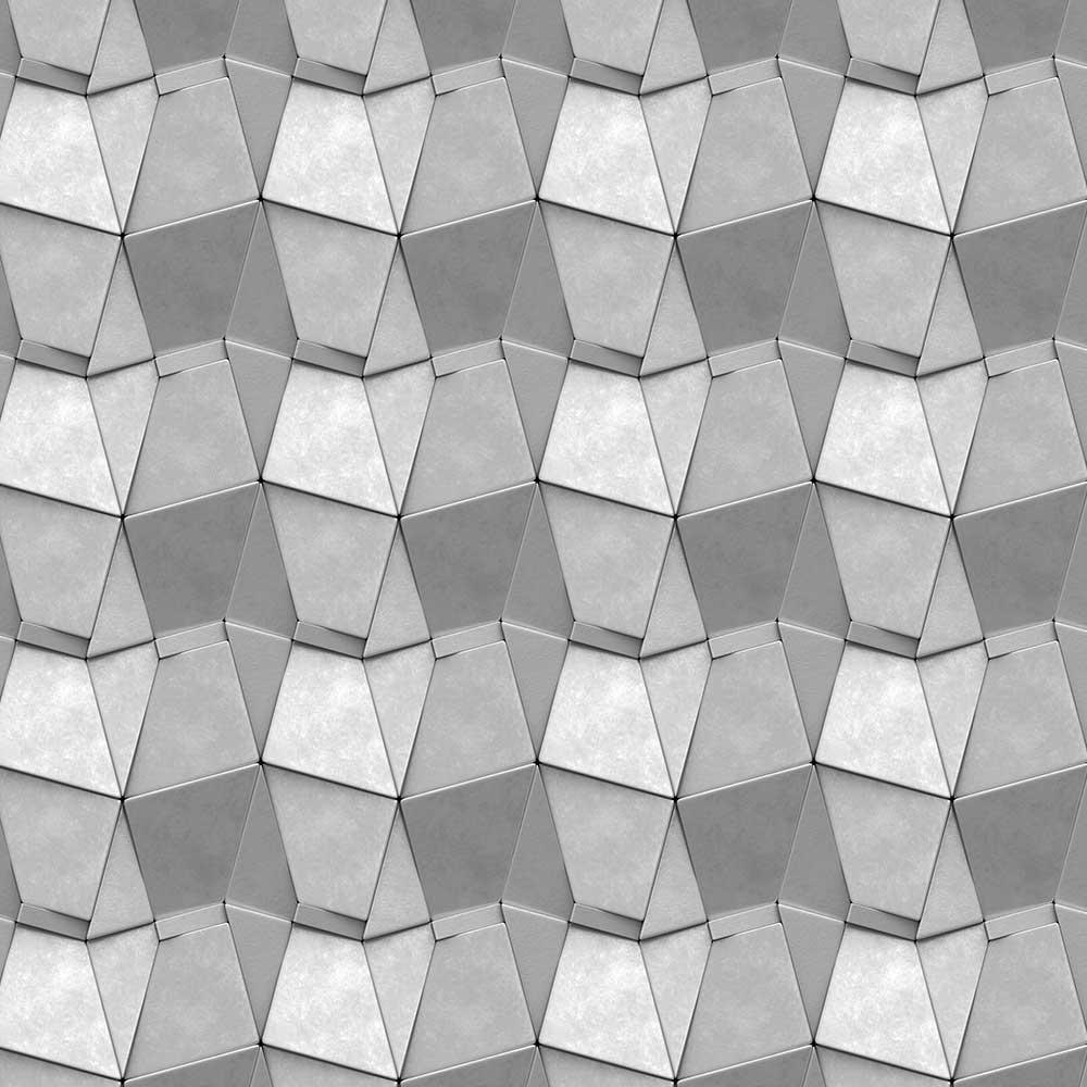 Papel de Parede 3D - Geométrico 3D 31
