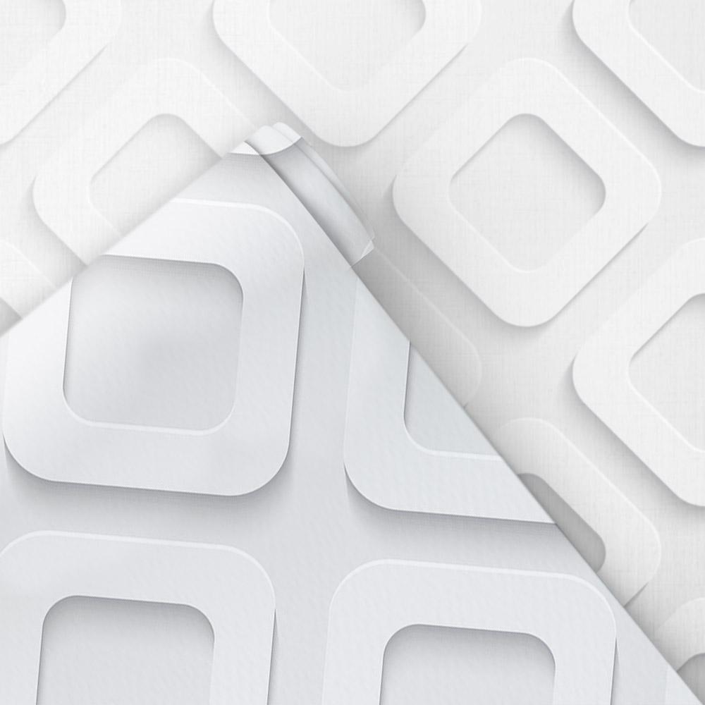 Papel de Parede 3D - Geométrico 3D 4