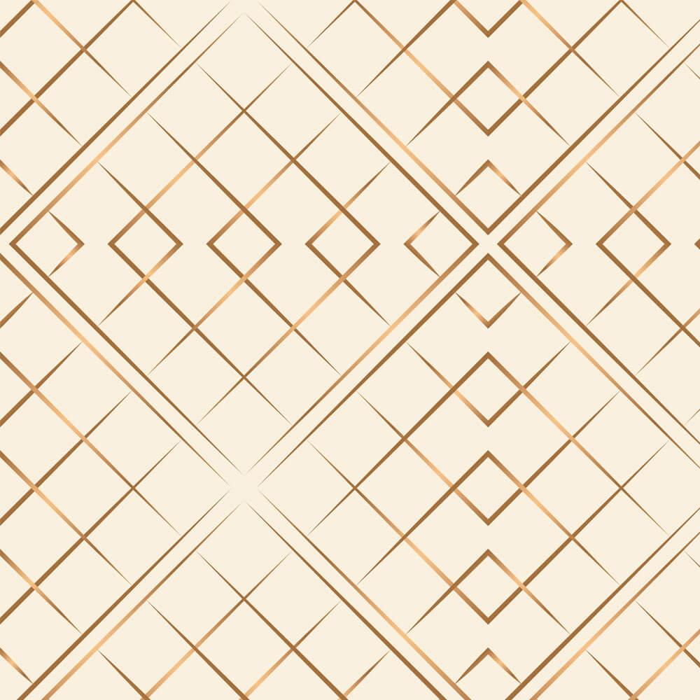 Papel de Parede Geométrico Islâmico