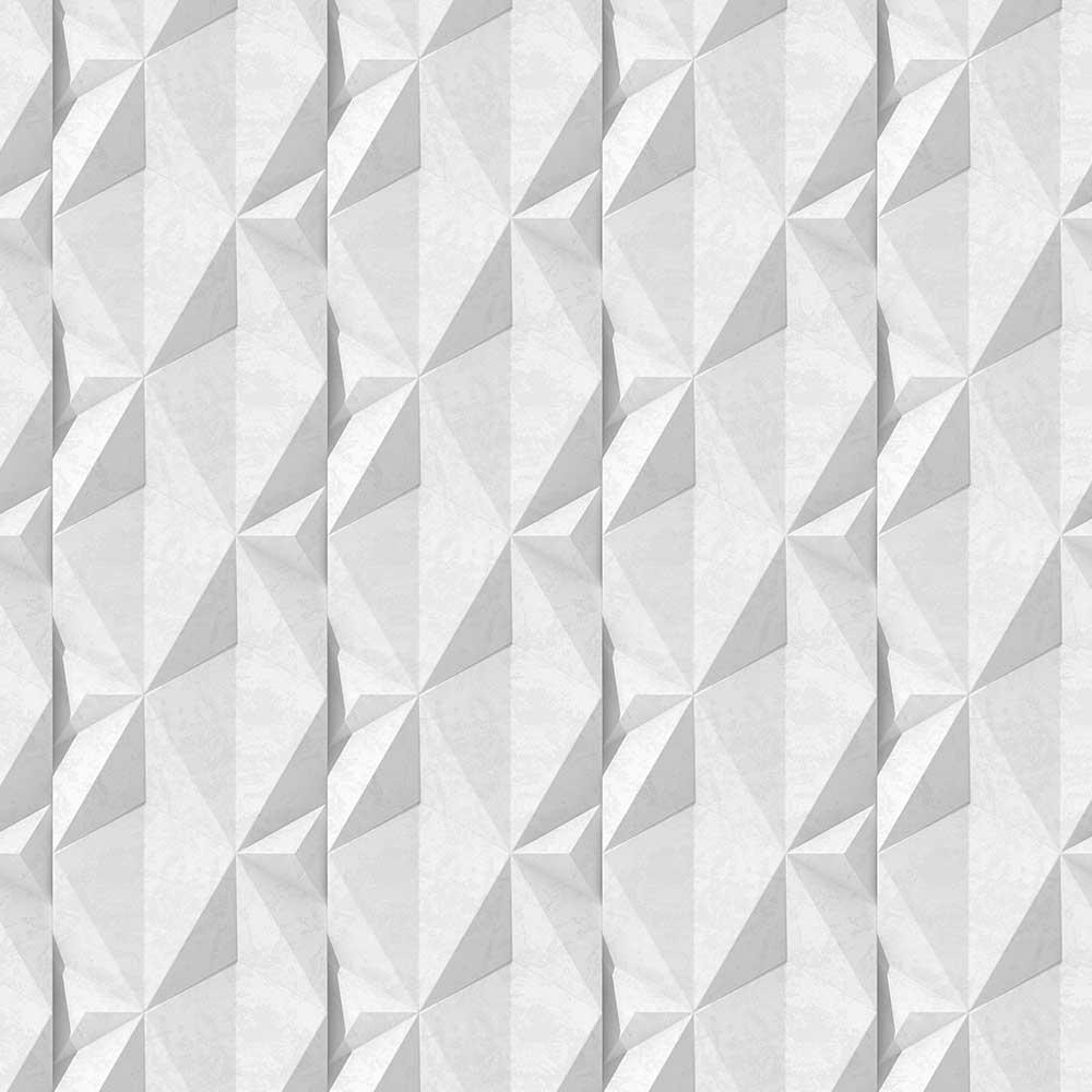 Papel de Parede Losango 3D 1
