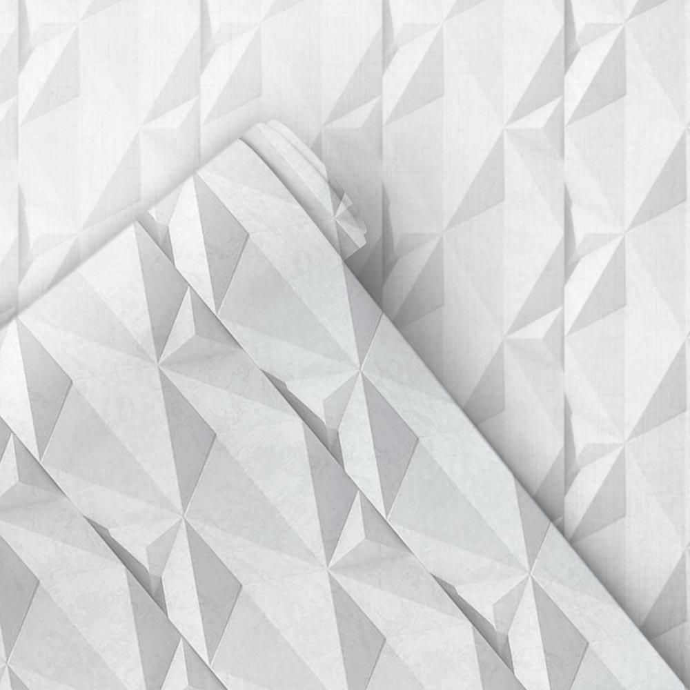 Papel de Parede 3D - Losango 3D 1