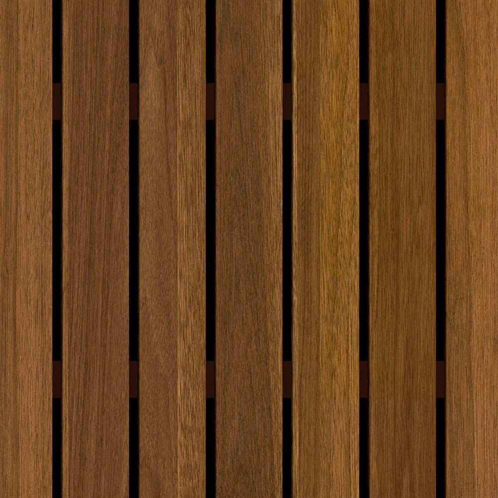 Papel de Parede Madeira Ripada Eucalipto