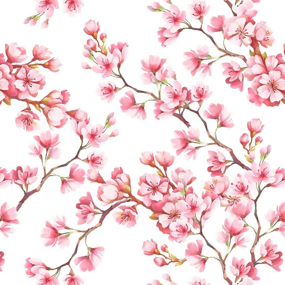 Papel de Parede Sakura 1