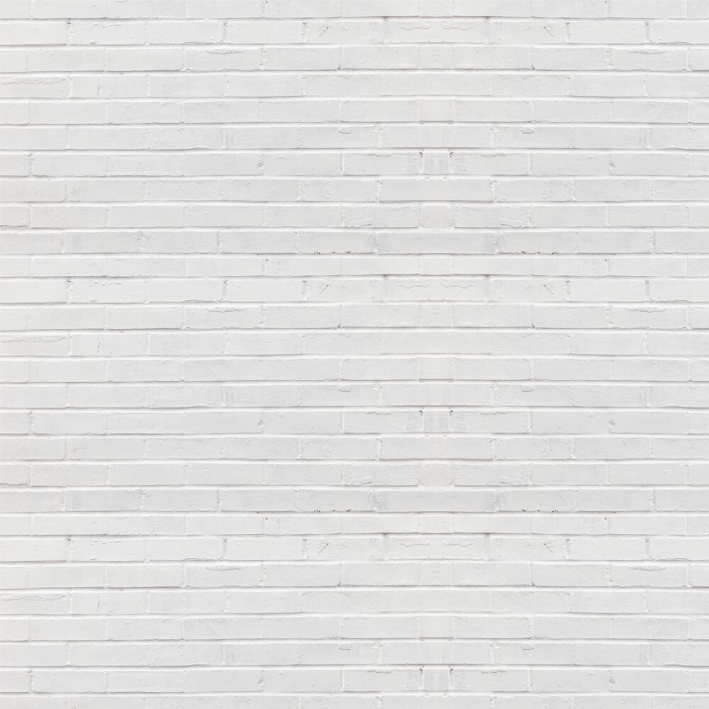 Papel de Parede Tijolos Brancos 2