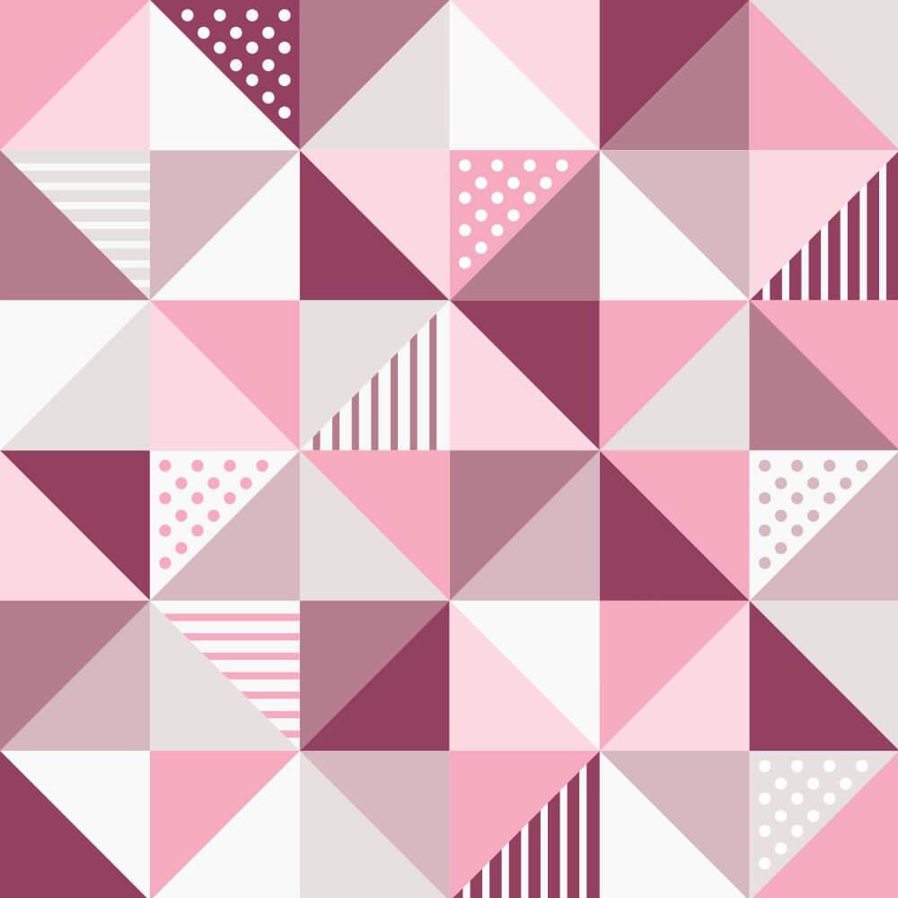 Papel de Parede Triângulos 1B