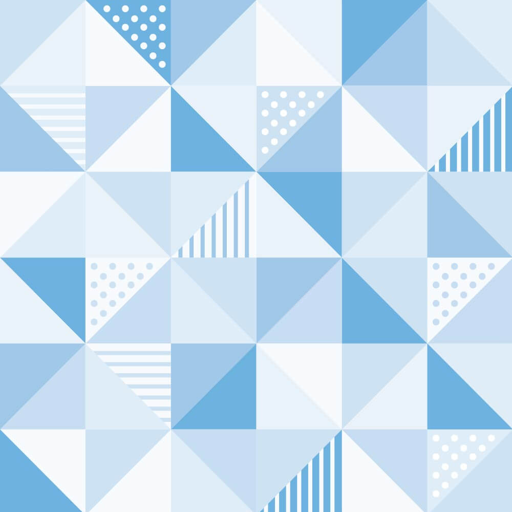 Papel de Parede Triângulos 3a