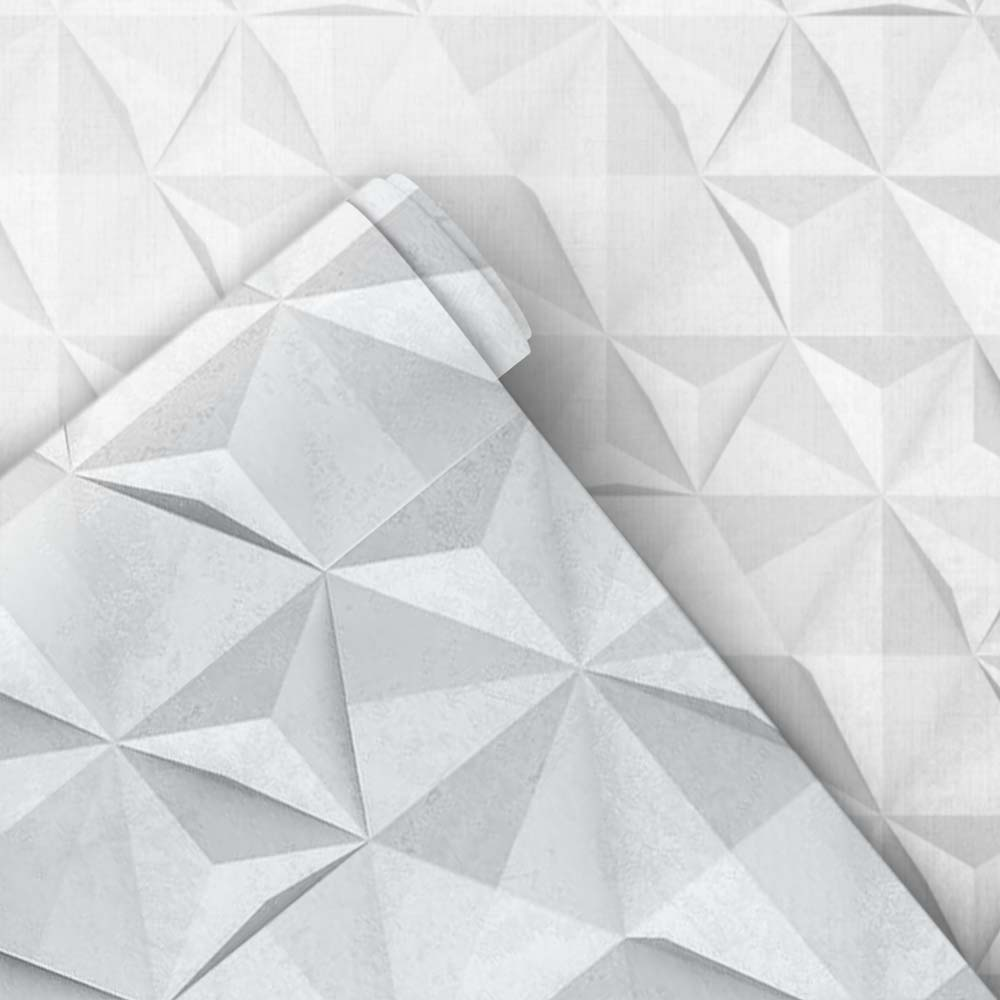 Papel de Parede 3D - Triângulos 3D 4
