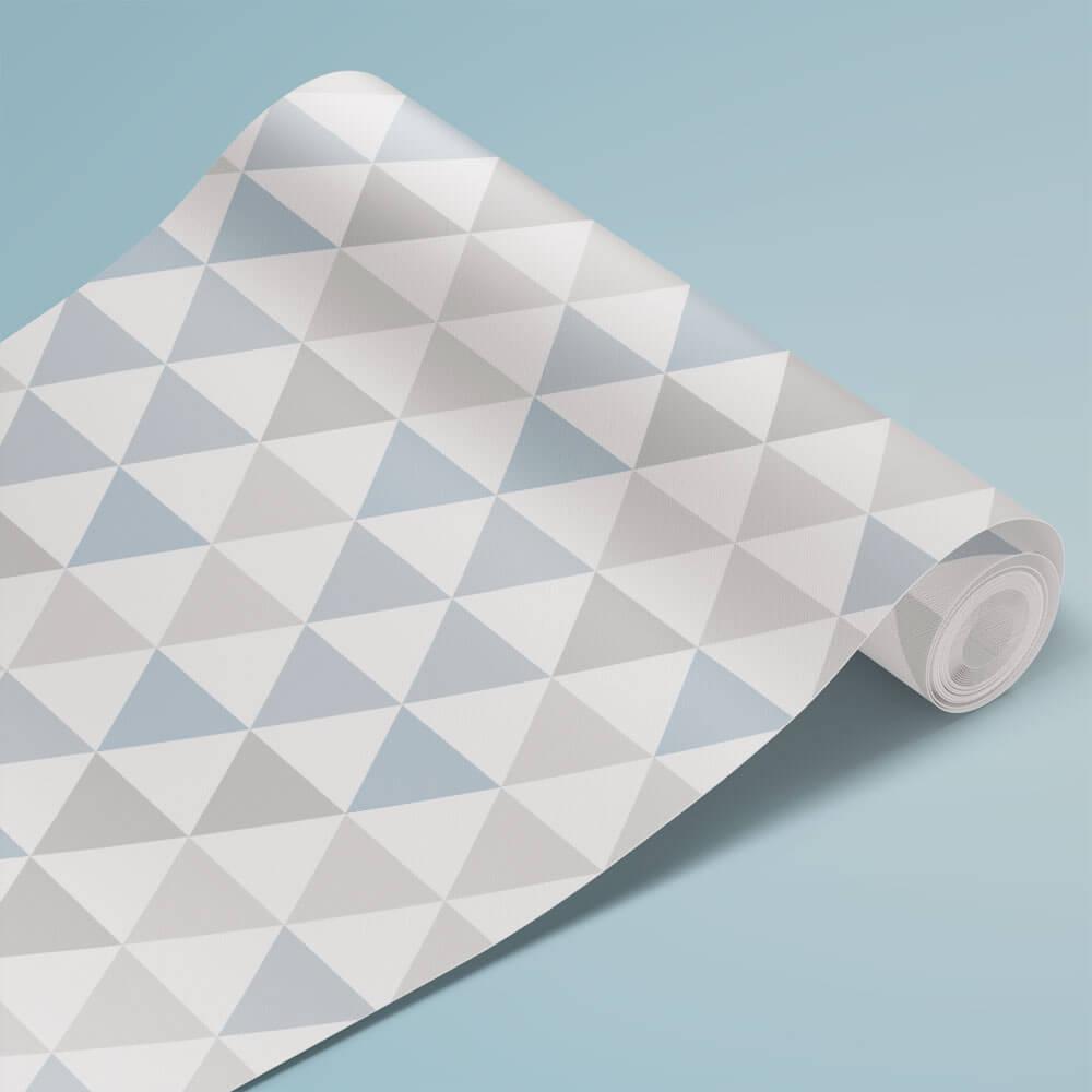 Papel de Parede Triângulos Geométricos 10