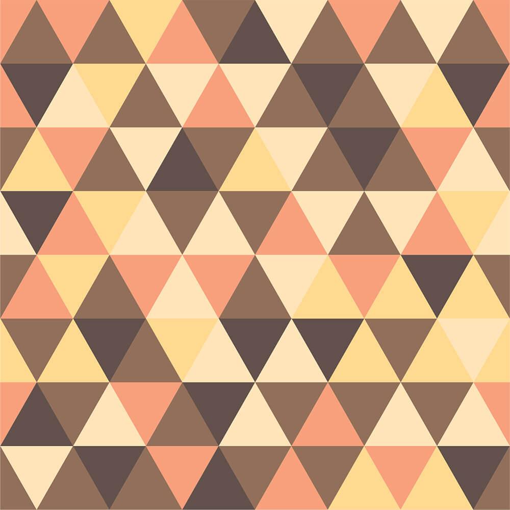 Papel de Parede Triângulos Geométricos 6