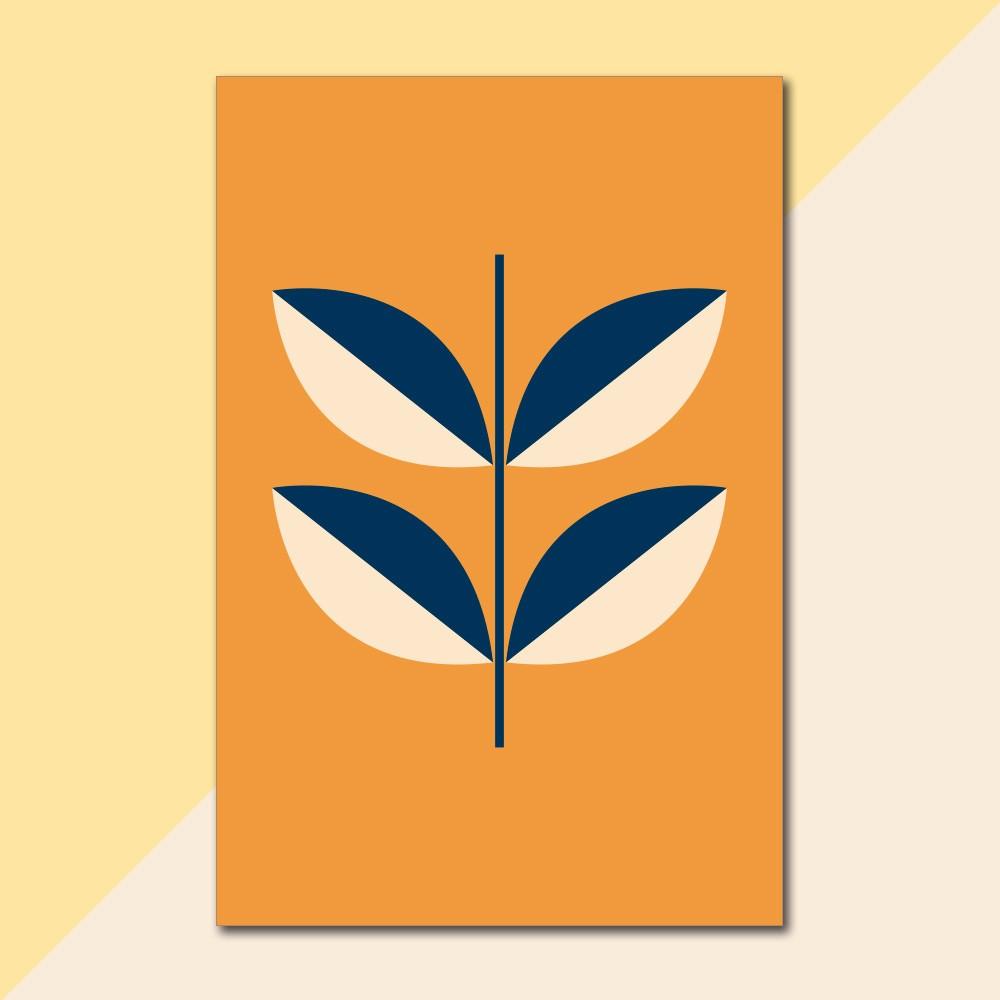 Placa Decorativa - Abstrato 1