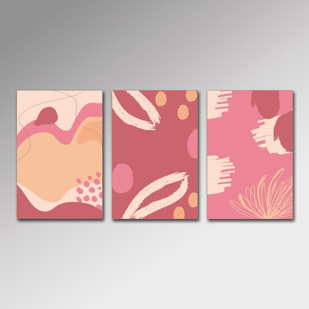 Placa Decorativa - Abstrato 2