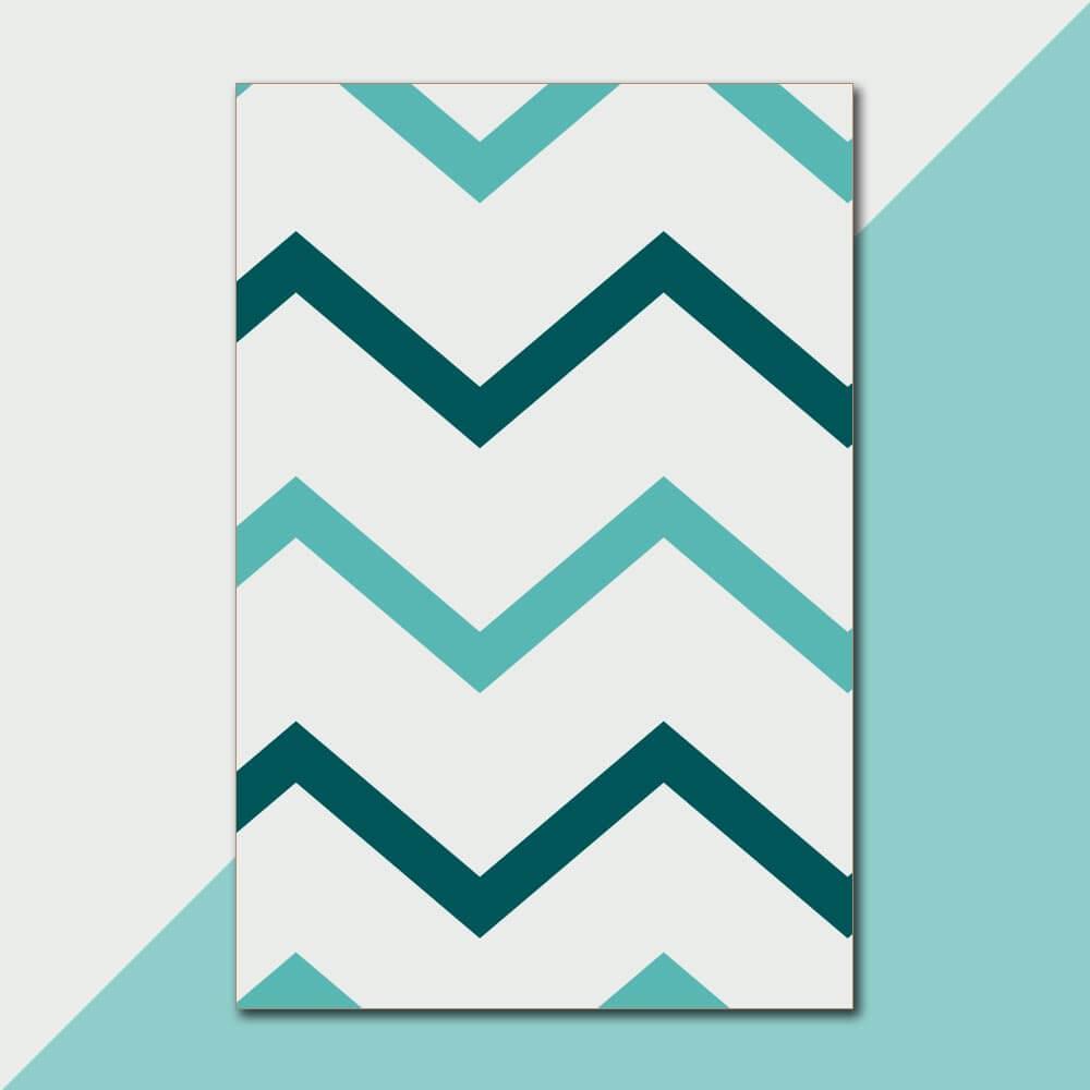 Placa Decorativa - Coragem para Acreditar