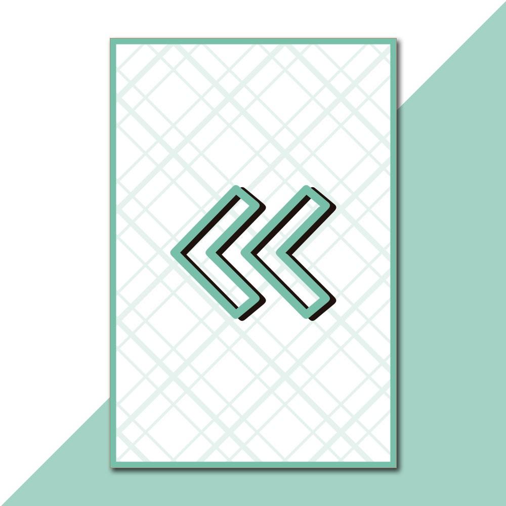 Placa Decorativa - Deixe para Trás