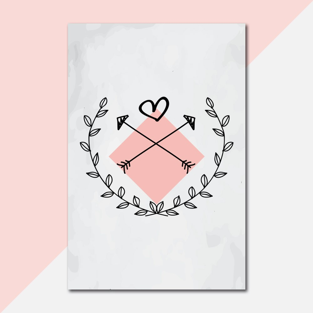 Placa Decorativa - Faça Tudo com Amor