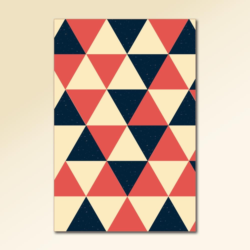 Placa Decorativa - Insista, Persista e Nunca Desista