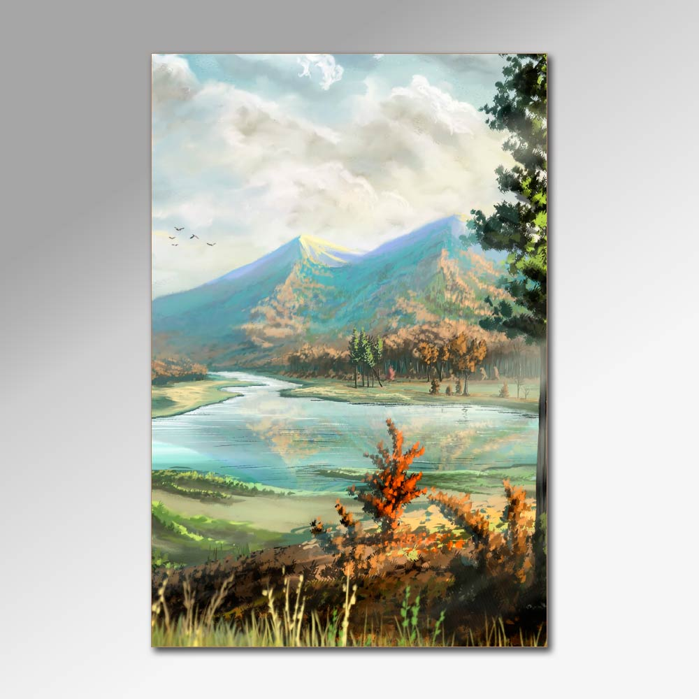 Placa Decorativa - Nature 2