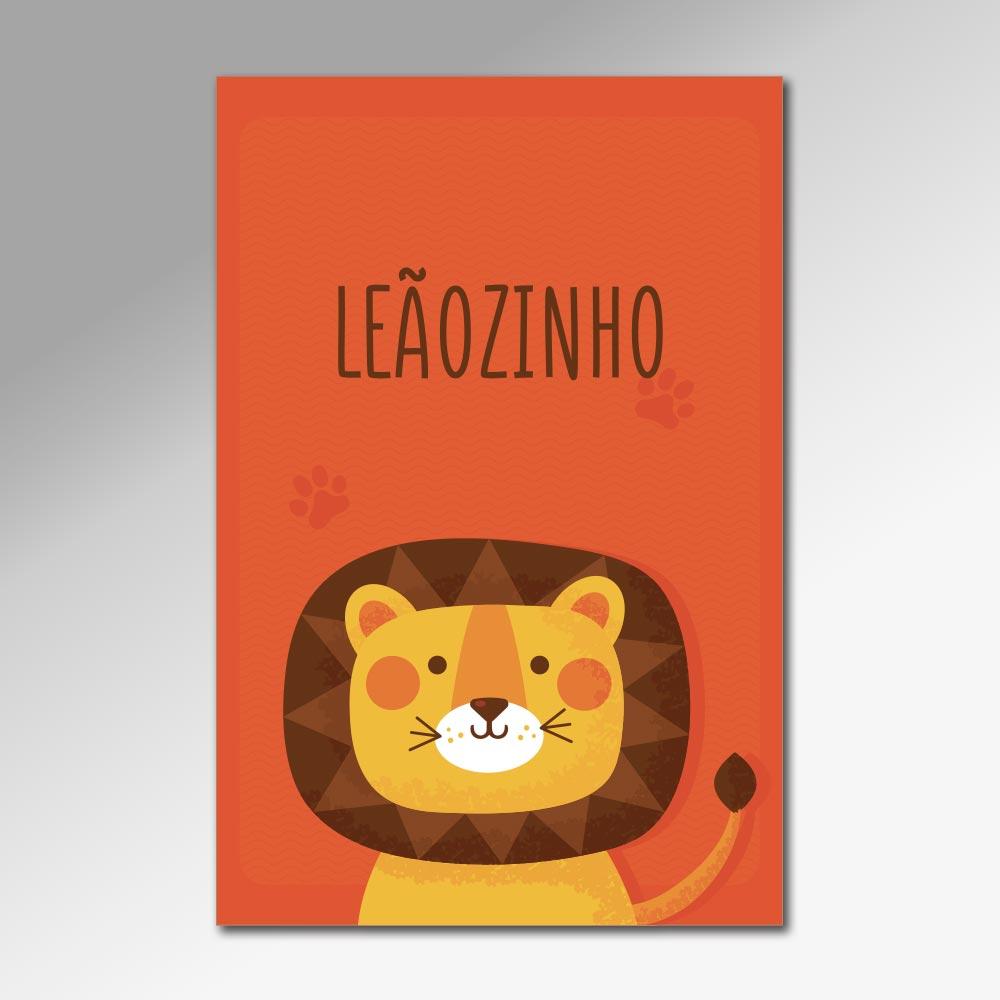 Placa Decorativa - Pequenos Animais 1