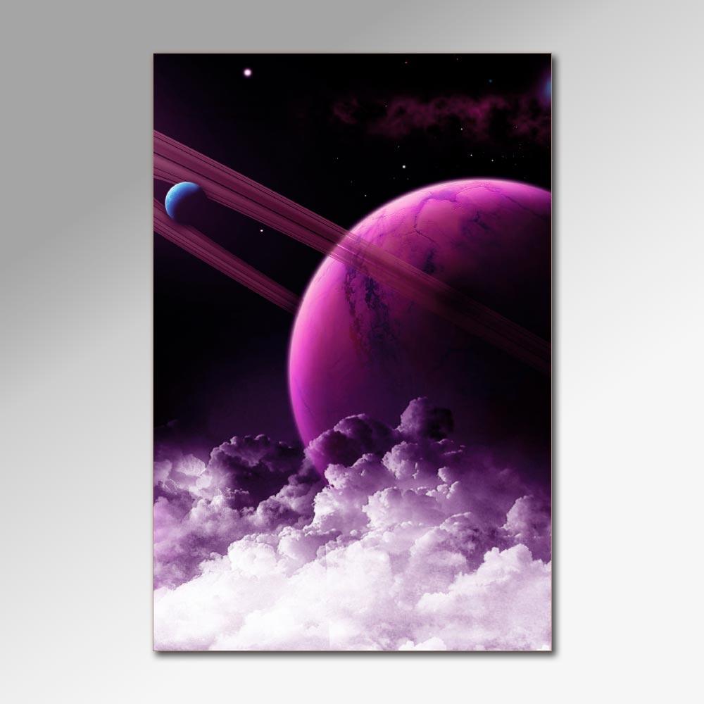 Placa Decorativa - Planetas