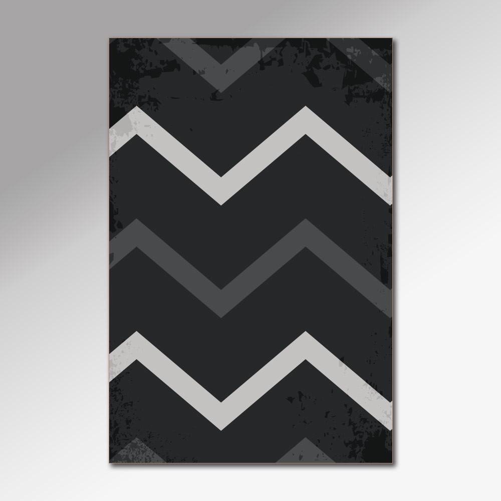 Placa Decorativa - Quem acredita sempre alcança