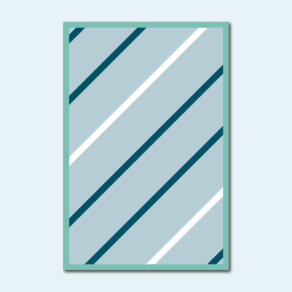 Placa Decorativa - Se você quer um arco íris