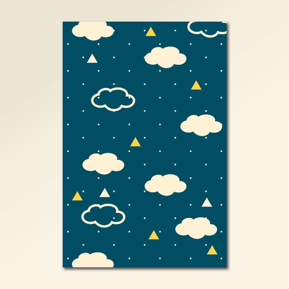 Placa Decorativa - Sonhe alto