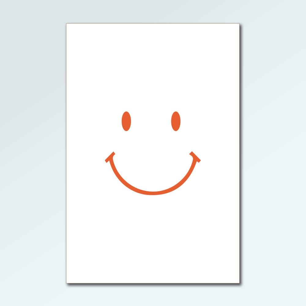 Placa Decorativa - Sorria 2