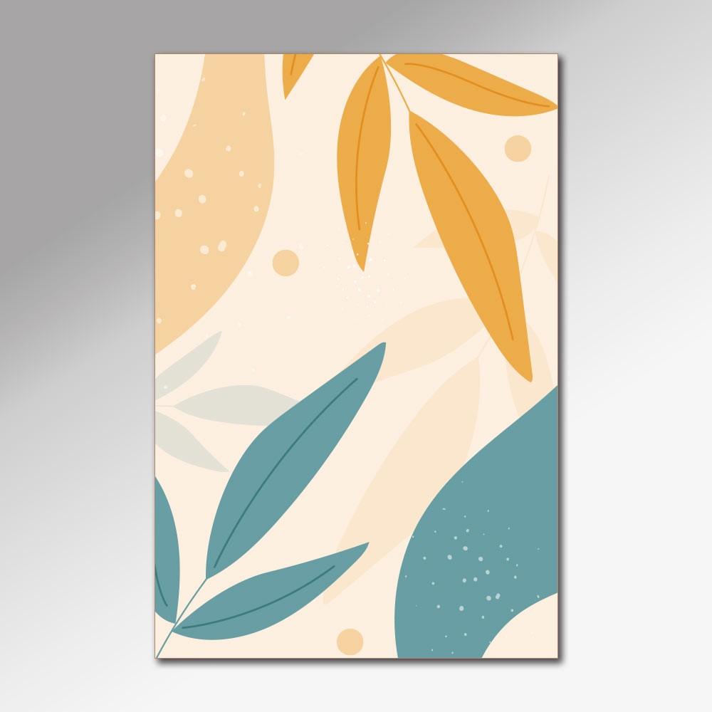 Placa Decorativa - Tangerina
