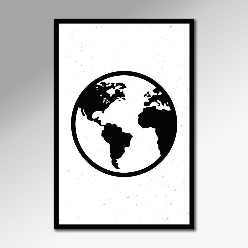Placa Decorativa - Tenho todos os sonhos