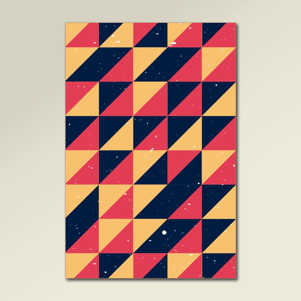 Placa Decorativa - Work Hard