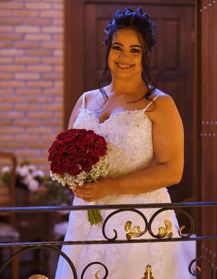 Buque de Noiva Cefalù | Coleção Amor Eterno