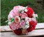 Buque de Noiva Matera Rosa| Coleção Amor Eterno