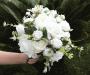 Buque de Noiva Montepulciano Branco| Coleção Amor Eterno