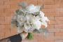 Buquê de Noiva Siena Branco | Coleção Perfect Wedding