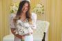 Buquê de Noiva Siena Branco   Coleção Perfect Wedding