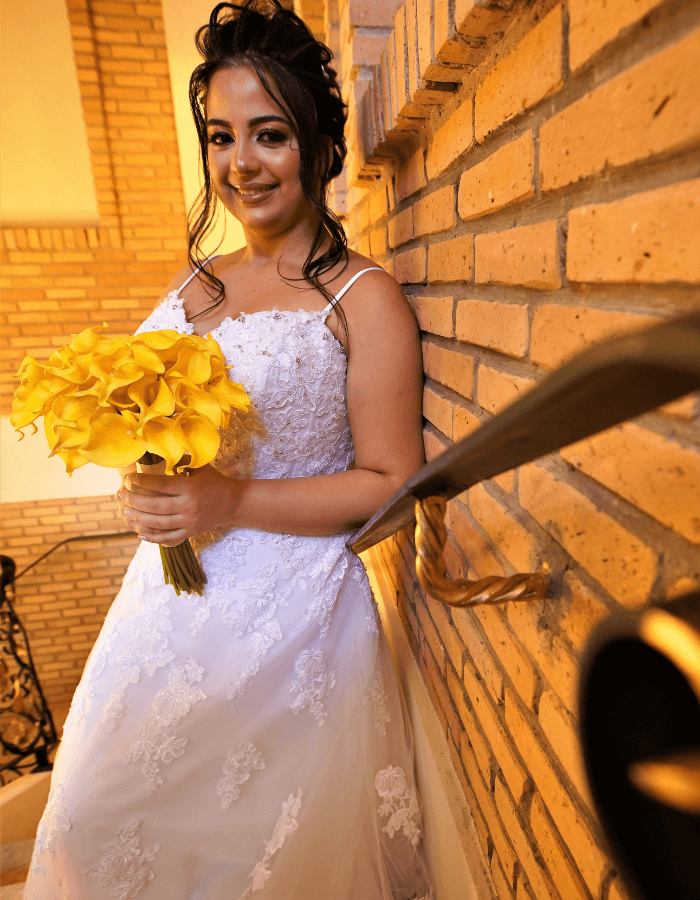 Buque de Noiva Catânia | Coleção Amor Eterno
