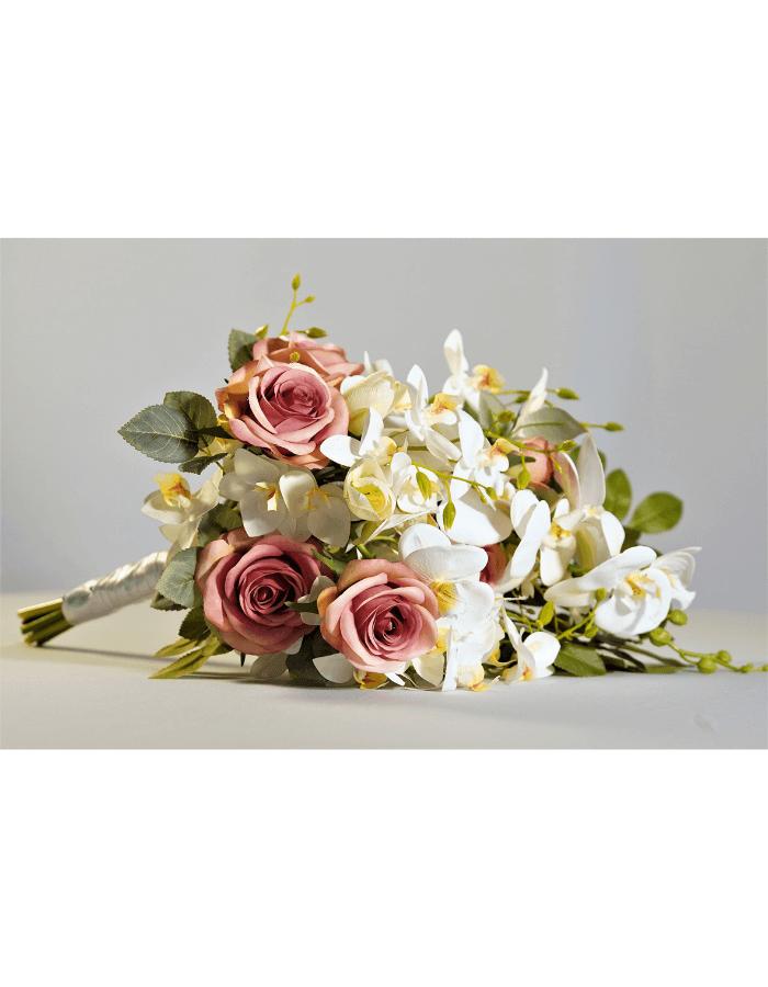 Buque de Noiva Desconstruído Turim | Coleção Amor Eterno