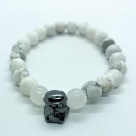Bijuteria Pulseira Stormtrooper