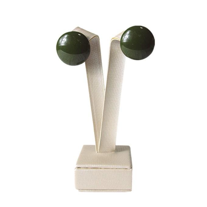 Bijuteria Brinco  Botão G.