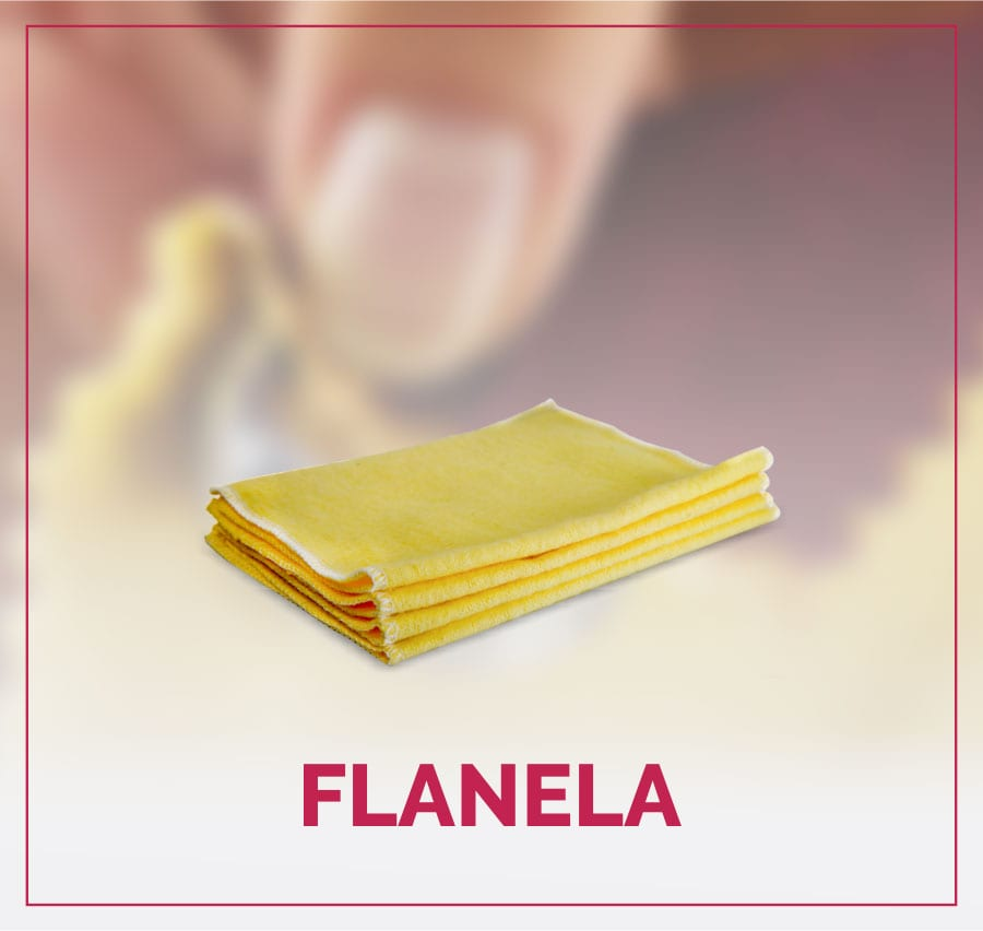 Flanela Mágica