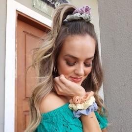 Scrunchie Ana Ruga