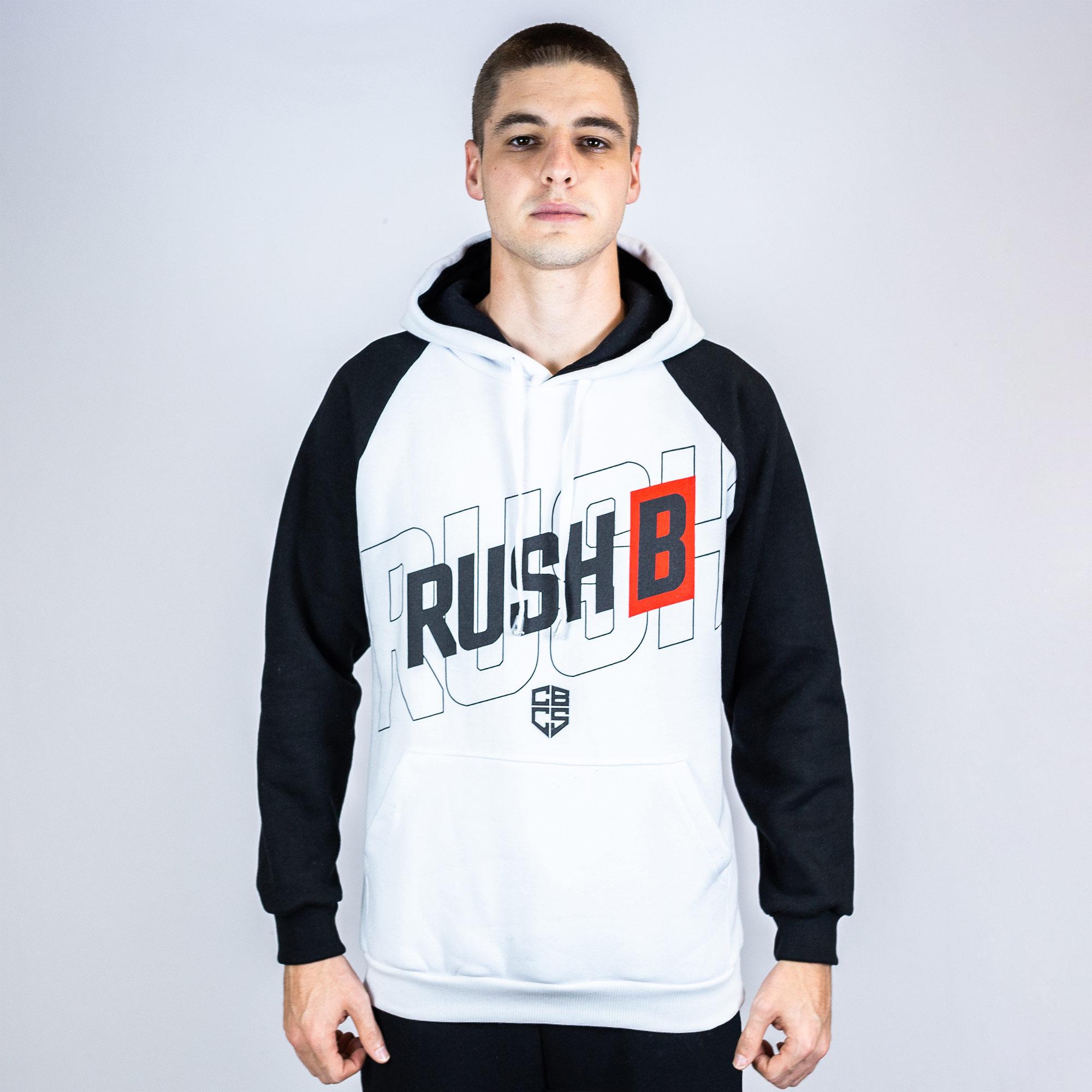 Blusa De Moletom CBCS Rush B