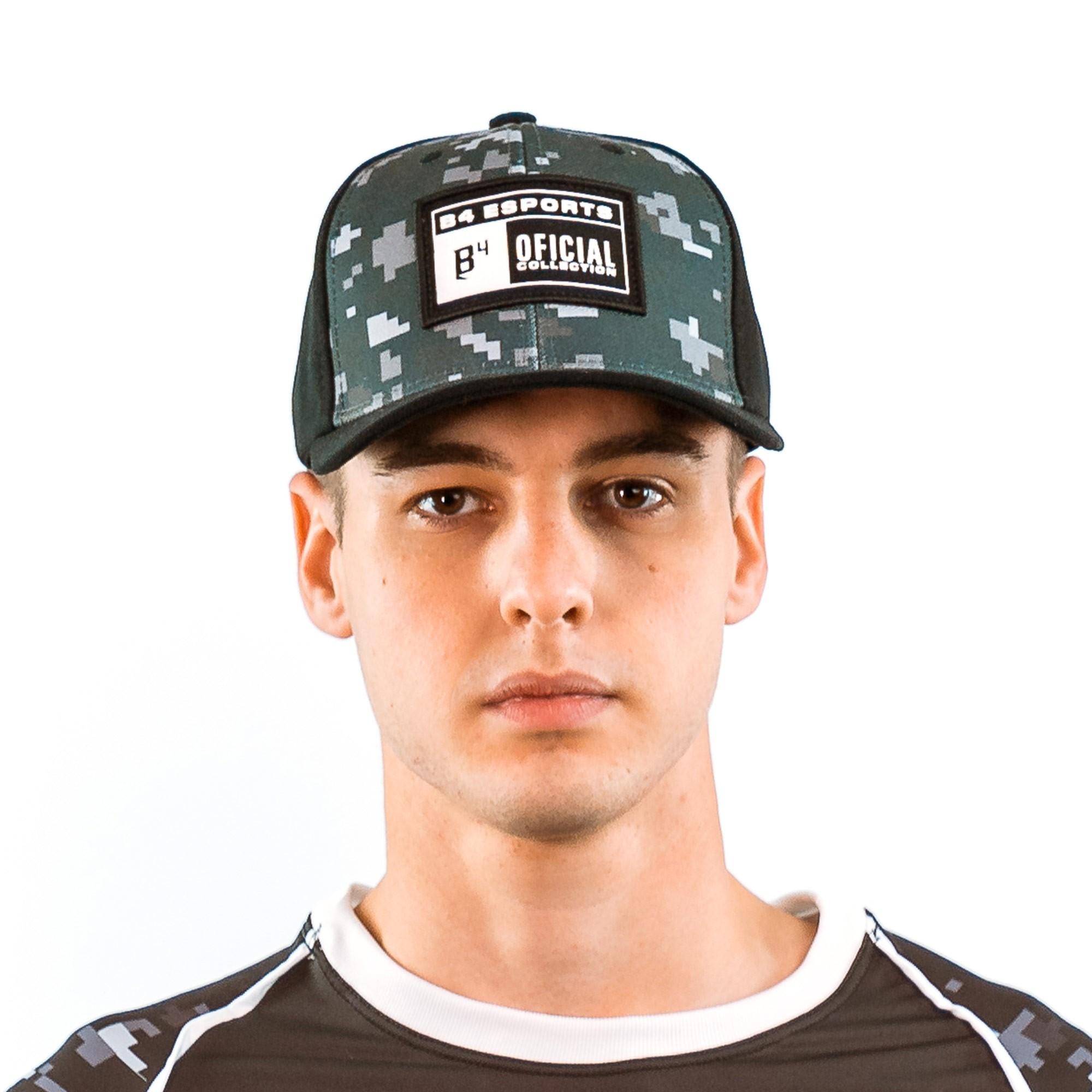 Boné Dad Hat B4stardos Esports Oficial
