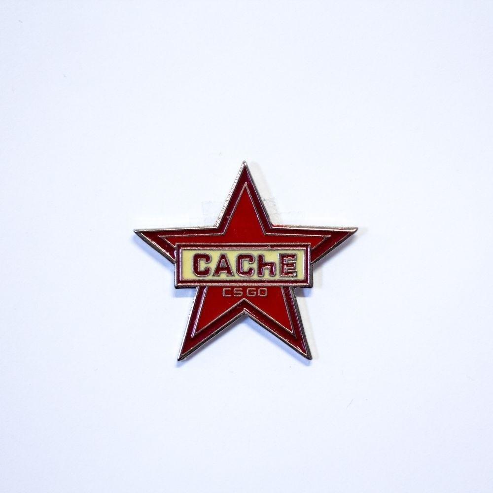 Broche Cache