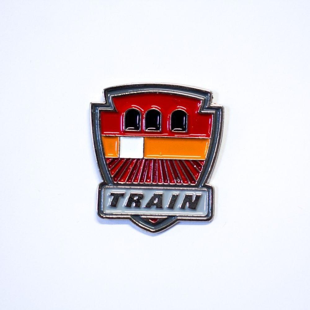 Broche Train