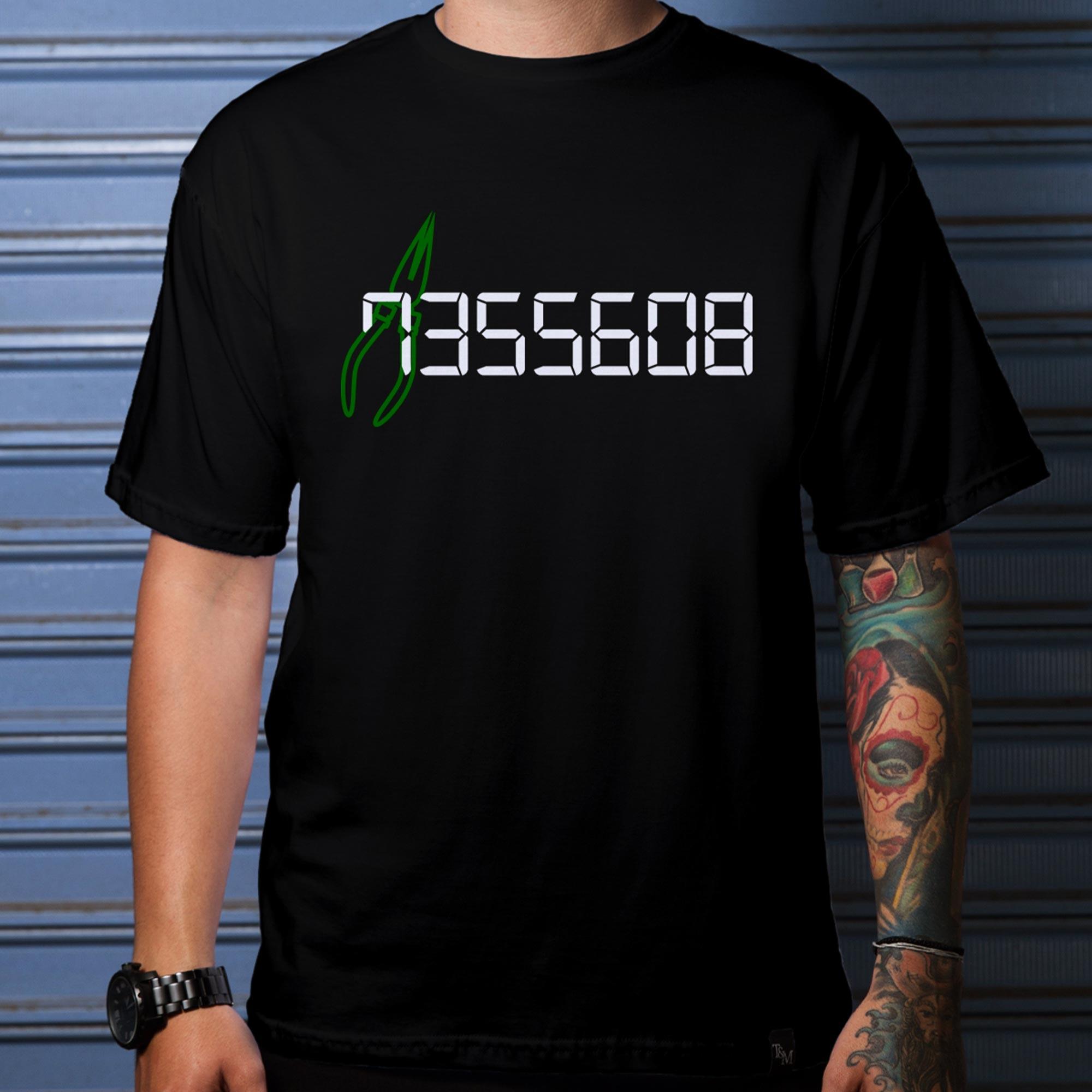 Camiseta Defuse Preta